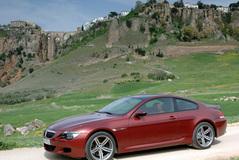 BMW M6 2005 года