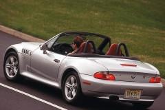 BMW Z3 2003 года
