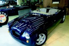 Bristol Speedster