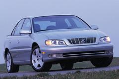 Cadillac Catera 2000 года