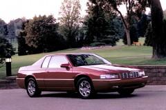 Cadillac Eldorado 2002 года