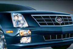Cadillac STS 2011 года