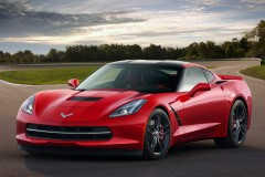 Chevrolet Corvette Stingray 2015 года