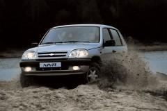 Chevrolet Niva 2008 года