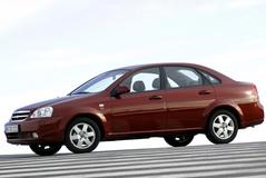 Chevrolet Nubira 2004 года