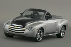 Chevrolet SSR 2007 года