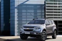 Chevrolet TrailBlazer 2015 года