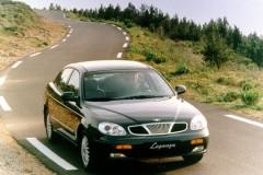 Daewoo Leganza 2008 года