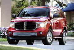 Dodge Durango 2009 года