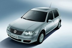 FAW Volkswagen City Golf