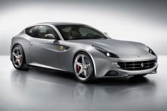 Ferrari FF 2011 года