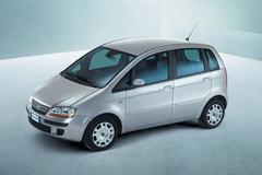 Fiat Idea 2003 года