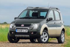 Fiat Panda 4x4 2006 года
