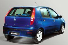 Fiat Punto 2005 года