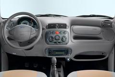 Fiat Siecento 2001 года