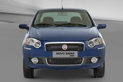 Fiat Siena 2008 года