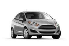 Ford Fiesta 2015 года