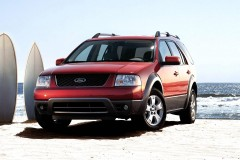 Ford Freestyle 2009 года