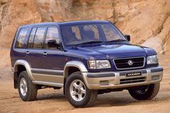 Holden Jackaroo 1999 года