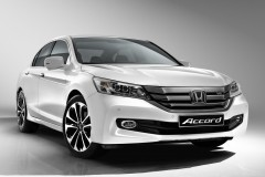 Honda Accord 2015 года