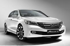 Honda Accord 2015 года