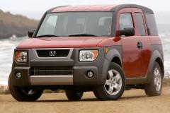 Honda Element 2012 года