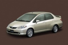 Honda Fit Aria 2008 года