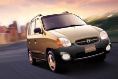 Hyundai Atos 2013 года
