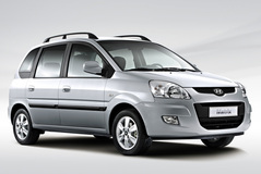 Hyundai Matrix 2008 года