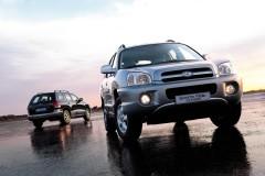 Hyundai Santa Fe Classic 2012 года