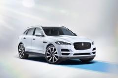 Jaguar F-Pace 2015 года