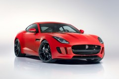 Jaguar F-Type 2012 года