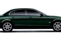 Jaguar S 2007 года