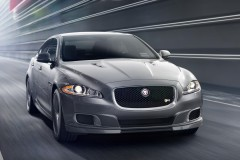 Jaguar XJR 2010 года