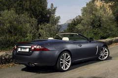 Jaguar XKR Convertible 2007 года