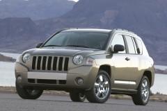 Jeep Compass 2011 года