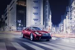 Lexus RC 2014 года