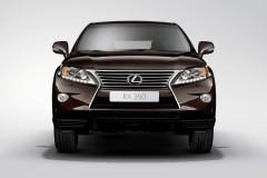 Lexus RX 2015 года