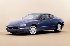 Maserati Coupe 2007 года