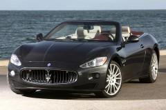Maserati GranCabrio 2009 года