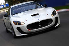 Maserati GranTurismo 2008 года