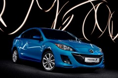 Mazda 3 2014 года