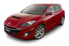 Mazda 3 MPS 2014 года