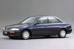 Mazda Familia 1998 года
