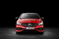 Mercedes-Benz CLA-Класс 2016 года