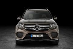 Mercedes-Benz GLS 2015 года