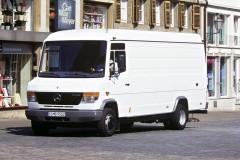 Mercedes-Benz Vario 1996 года