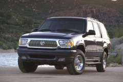 Mercury Mountaineer 2010 года
