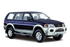 Mitsubishi Challenger 1999 года