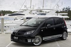 Mitsubishi Colt 2008 года